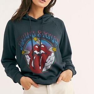 "FP ""Under My Thumb Rolling Stones Hoodie"" NWT (:"